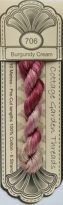 Cottage Garden Threads Early Winter Family 706 - 710