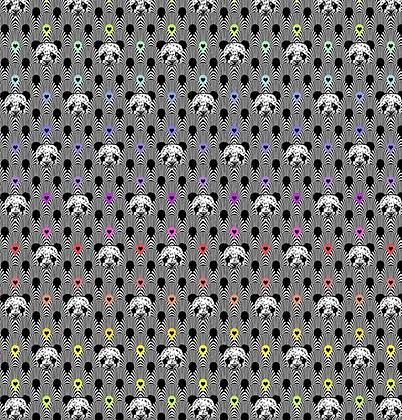 Linework Pandamonium 153-INK