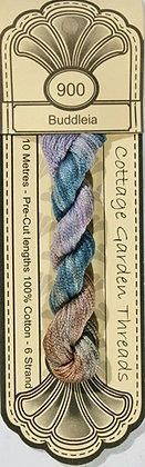 Cottage Garden Threads Lavender Border Family 900 - 908