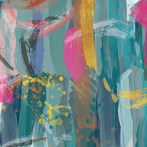 Devonstone Karin Roberts Collection   Stormy Abstract