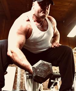 Gunner the Body Builder 2