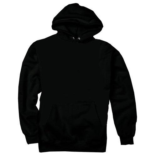ITEM C003 Custom Line Black Hoodie