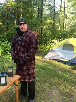 The crazy camper