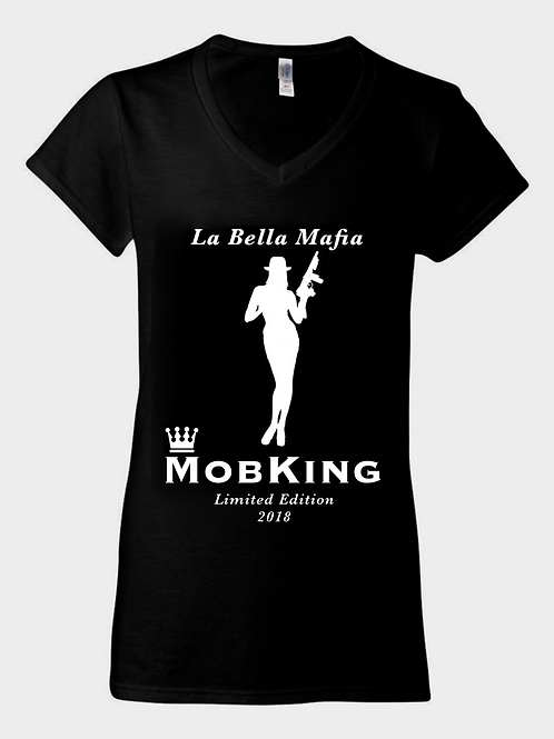 #MK8 -- MobKing Limited Edition Ladies T-Shirt, Design #8