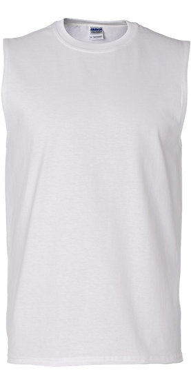 #M0025 -- MUSCLE SHIRT (with Design # 25)