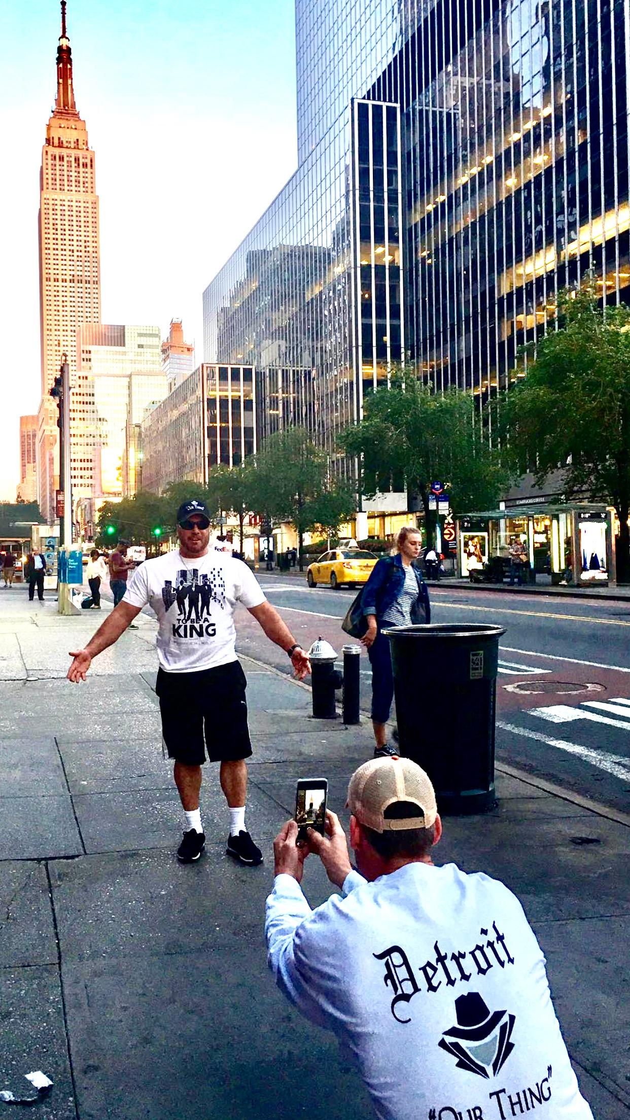 Gunner in NYC
