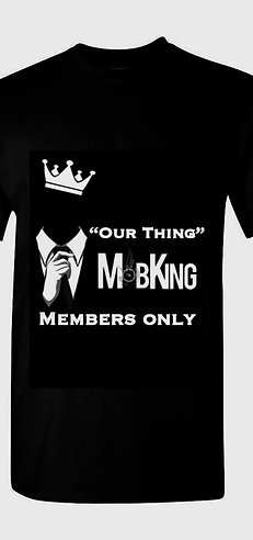 #MK2 -- MobKing Limited Edition T-Shirt, Design #2