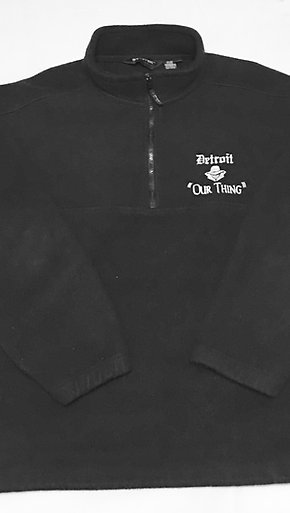 #EM0006 EMBROIDERED POLAR FLEECE