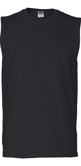 #M0010 -- MUSCLE SHIRT (with Design #10)