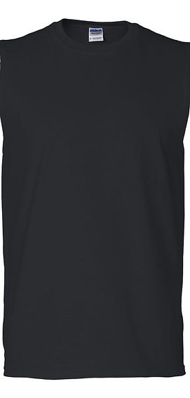 #M0004 -- MUSCLE SHIRT (with Design # 4)