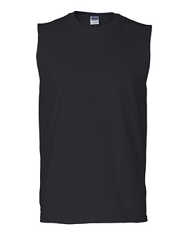 #M0022 -- MUSCLE SHIRT (with Design # 22)