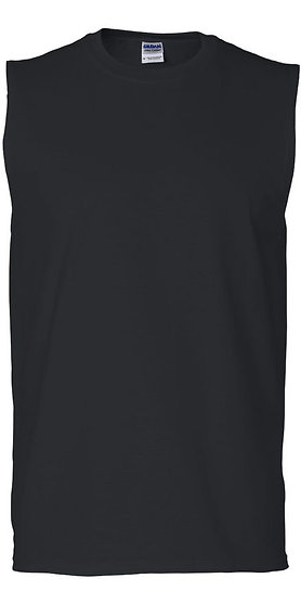 #M0023 -- MUSCLE SHIRT (with Design # 23)