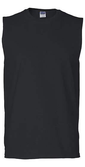 #M0011 -- MUSCLE SHIRT (with Design #11)