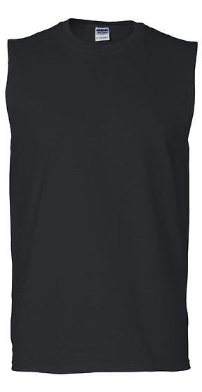 #M0027 -- MUSCLE SHIRT (with Design # 27)