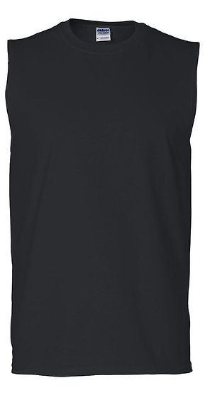 #M0028 -- MUSCLE SHIRT (with Design # 28)