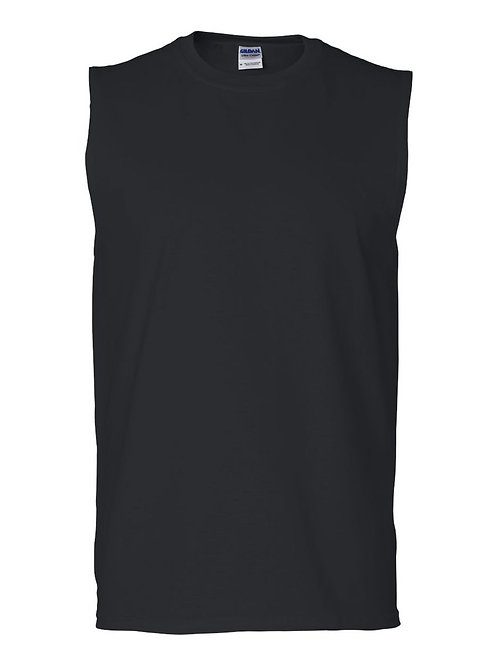 #M0012 -- MUSCLE SHIRT (with Design #12)