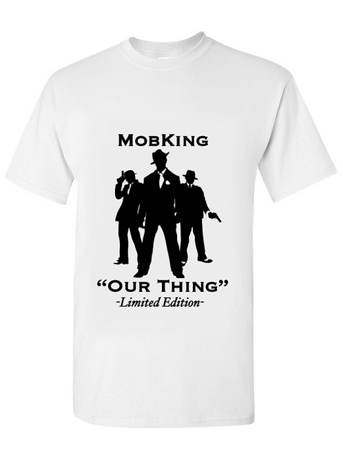 #MK5 -- MobKing Limited Edition T-Shirt, Design #5