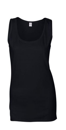 #LT0009 -- LADIES TANK TOP (with Design #9)