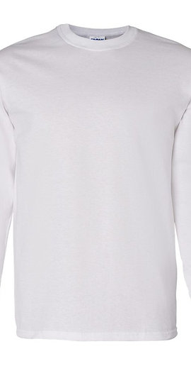 #LS0025 -- LONG SLEEVE T-SHIRT (with Design # 25)