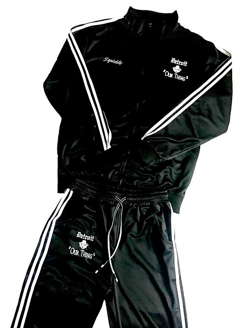 EM0012 - Embroidered Track Suit