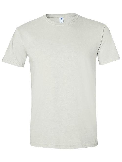 ITEM C009 Custom Line White Performance T-Shirt