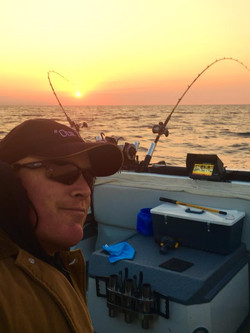 Gunner Fishing