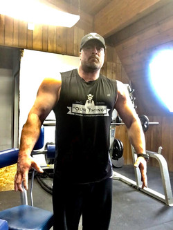 Gunner the Body Builder 1