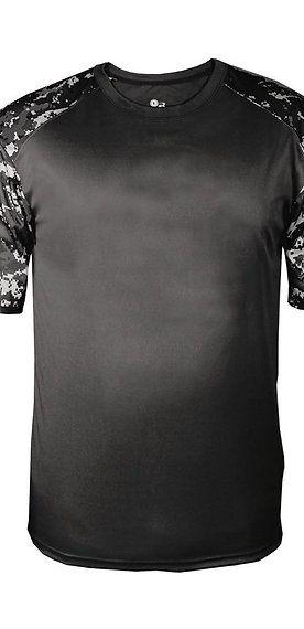 #CP0023 -- PERFORMANCE CAMO T-SHIRT (with Design # 23)