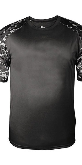 #CP0022 -- PERFORMANCE CAMO T-SHIRT (with Design # 22)