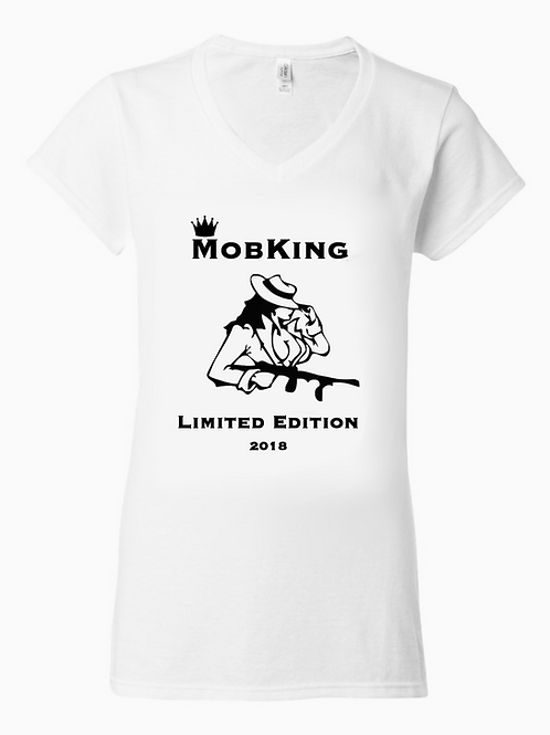 #MK7 -- MobKing Limited Edition Ladies T-Shirt, Design #7