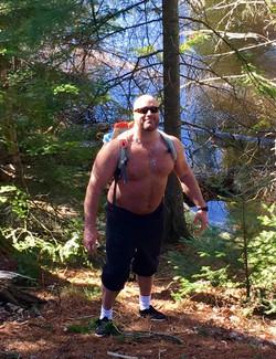 Gunner the Outdoorsman