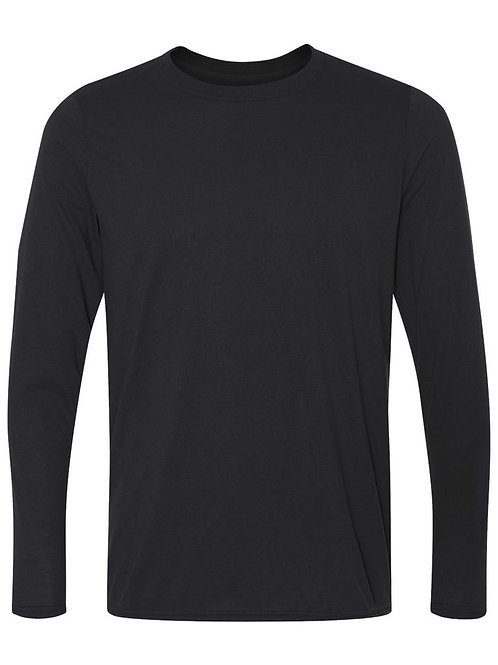 #PLS0006 -- PERFORMANCE LONG SLEEVE T-SHIRT (with Design # 6)