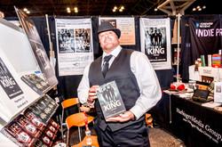 Gunner at Book Con NYC promo photo