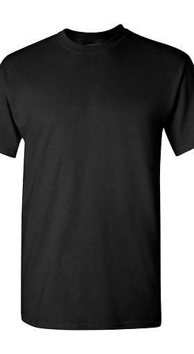 #T0001 -- COTTON T-SHIRT (with Design # 1)