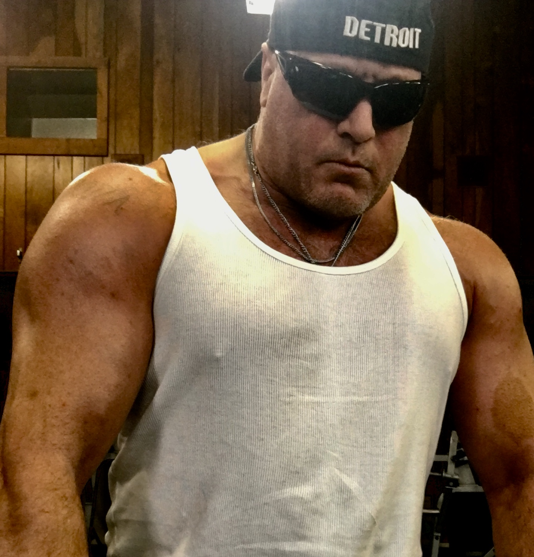 Gunner the Detroit Mob Enforcer