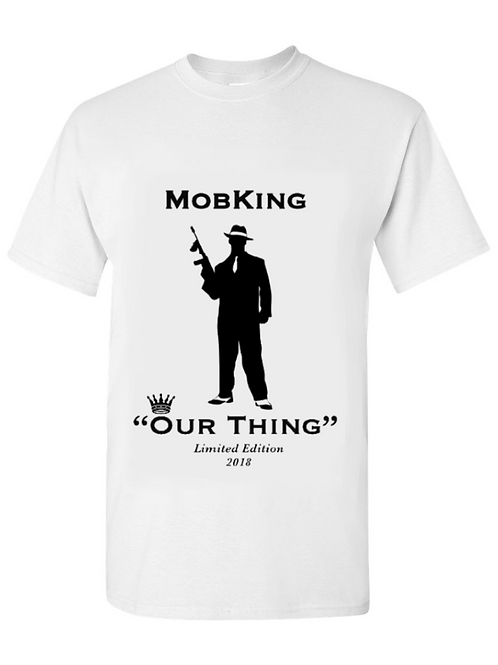 #MK4 -- MobKing Limited Edition T-Shirt, Design #4