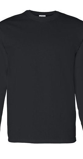 #LS0001 -- LONG SLEEVE T-SHIRT (with Design # 1)