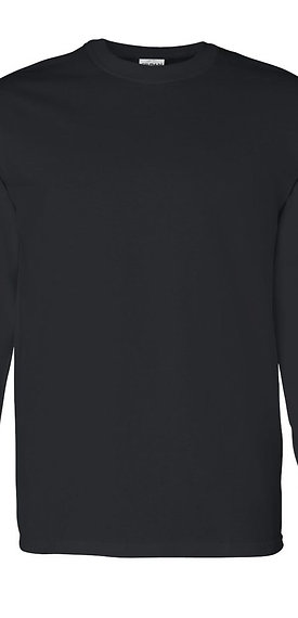 #LS0022 -- LONG SLEEVE T-SHIRT (with Design # 2)