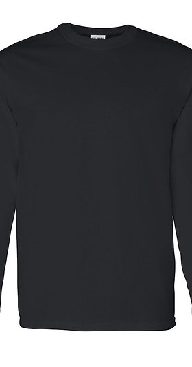 #LS0020 -- LONG SLEEVE T-SHIRT (with Design # 20)