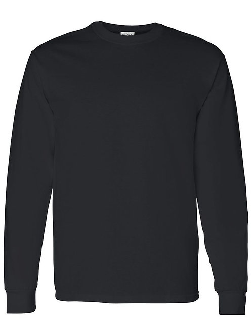 #LS0019 -- LONG SLEEVE T-SHIRT (with Design # 19)