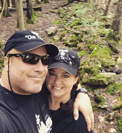 Day hike with Maria in OUR THING Apparel