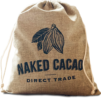 Naked Cacao Sample