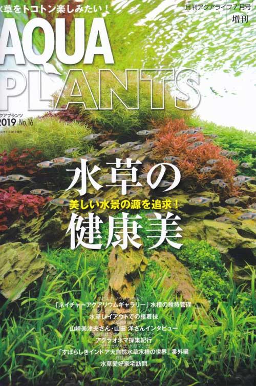 アクアリウム専門誌AQUA PLANTS,AQUA style入荷‼