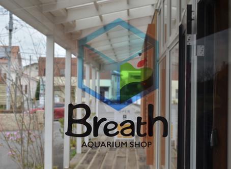 AQUARIUM SHOP 【Breath】
