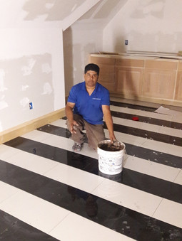 Tile Color Pattern