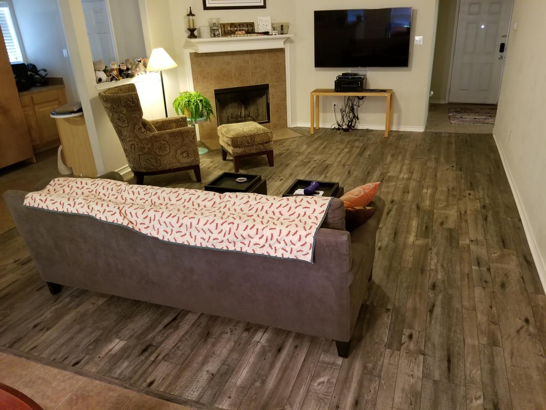 Luxury Vinyl Plank 3