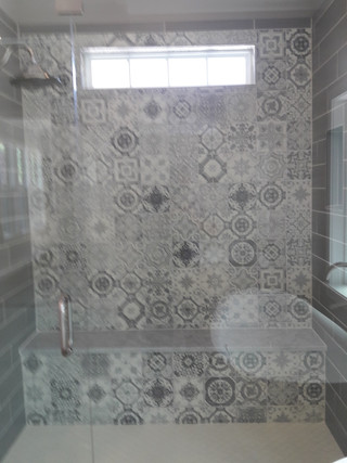 Shower Accents