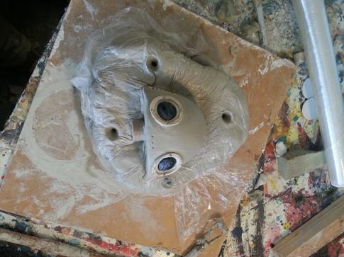 Making a mould