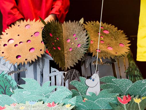 Mischief & Mystery in Moominvalley