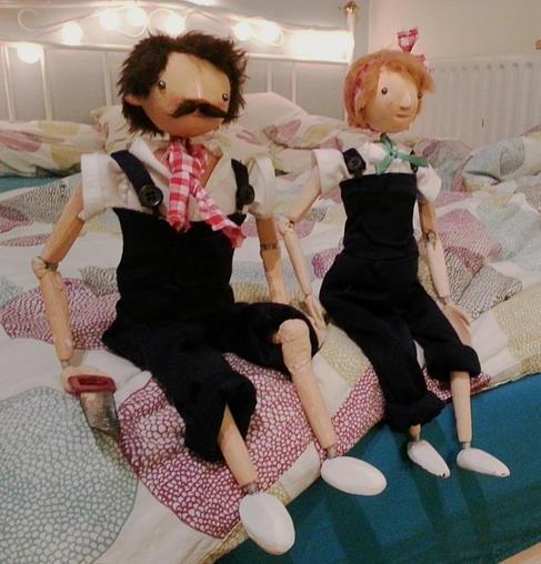 Oliver & Sophie Ellen